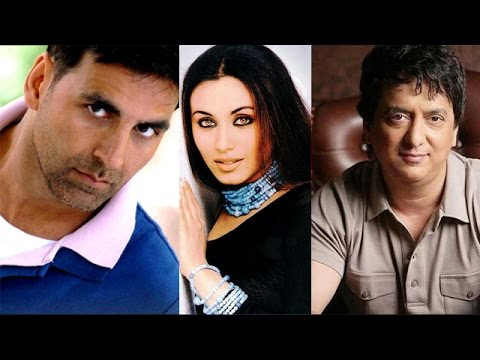 Bollywood News in 1 minute - Akshay Kumar, Rani Mukherjee, Sajid Nadiadwala