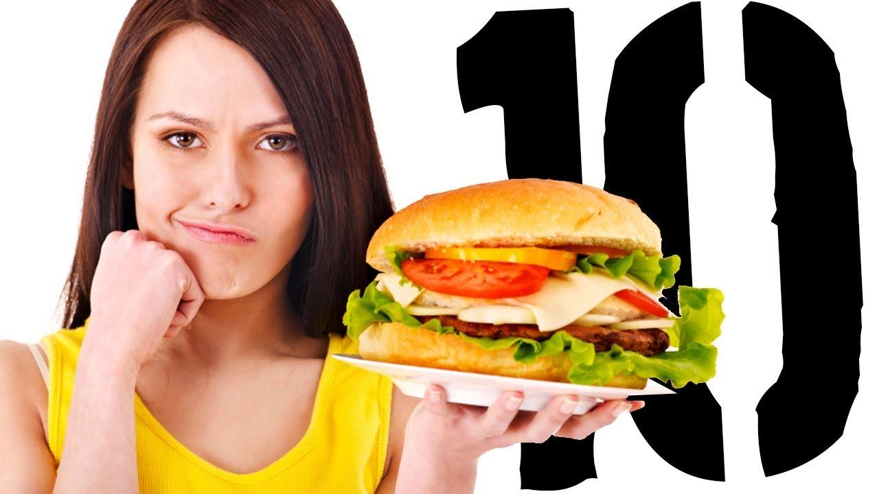 10 największych błędów podczas diety [TOPOWA DYCHA]