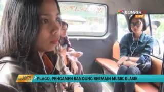 Aksi Pengamen Bandung Bermain Musik Klasik - Stafaband