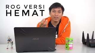 Laptop Buat Kerja Keras : Asus TUF Gaming FX504