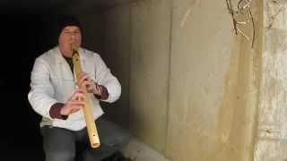Spring Ritual: Quiet Bear Alaskan Yellow Cedar Cm Flute