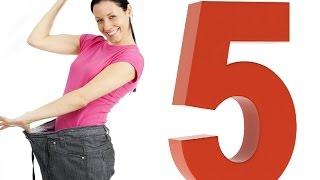 Пять гарантированных способов похудеть
