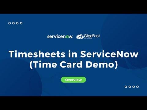 Timesheets in ServiceNow - Jakarta !!!