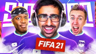 VIK IS A GOD AT ANY! (Sidemen FIFA 21 Pro Clubs)