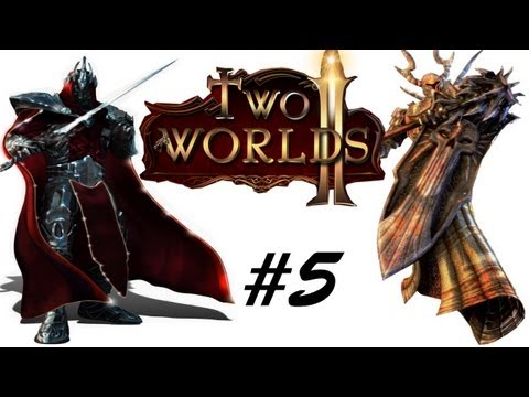 Two Worlds II #5  