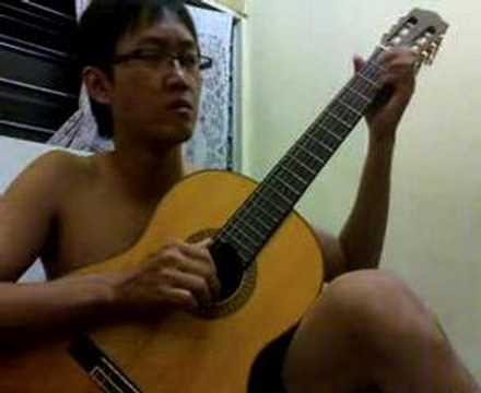 后来 Hou Lai ( Mirae ) - Guitar Solo