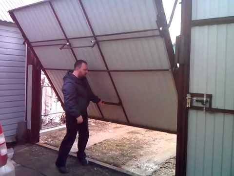 Заказать АВТОМАТИЧЕСКИЕ ВОРОТА в Донецкой области