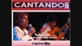 LAGRIMA RIOS - VIEJO CIEGO - TANGO YouTube Videos