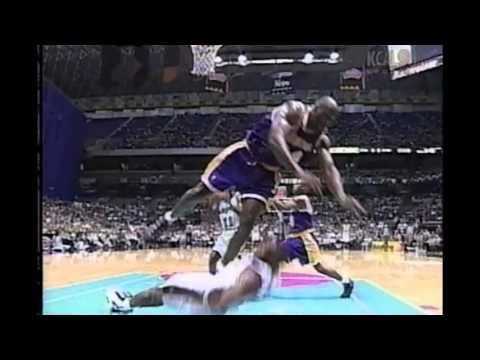NBA Showtime Highlights of November 1996