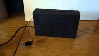 Автоинформатор на базе модуля BUSB06M(Музыкальный модуль для применения в различных сферах, например как рекламный автоматический звуковой..., 2014-06-24T11:22:47.000Z)
