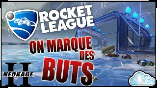 Rocket League ON MARQUE DES BUTS !