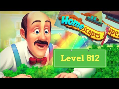 Homescapes Level 812 - How To Complete Level 812 On Homescapes