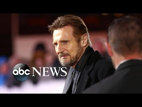Liam Neeson faces new fallout from violent racial comment