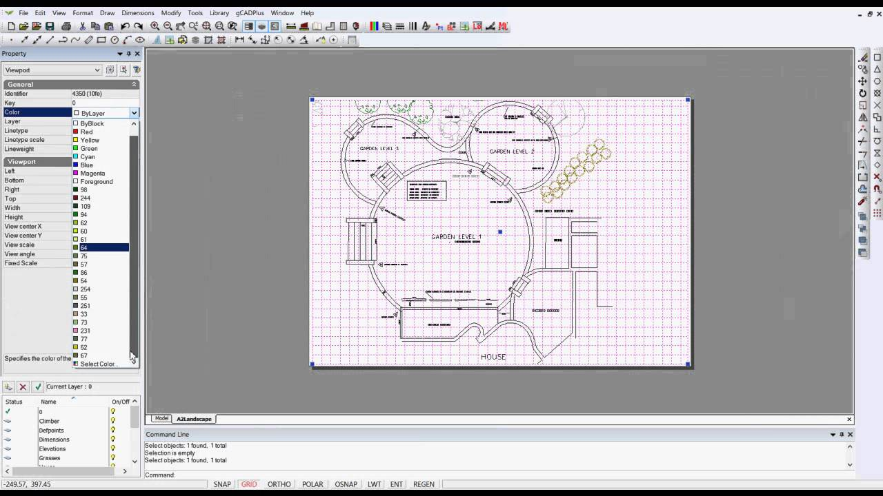 Plotting landscape drawings to fixed scales 150 1100 YouTube – How To Draw A Site Plan To Scale
