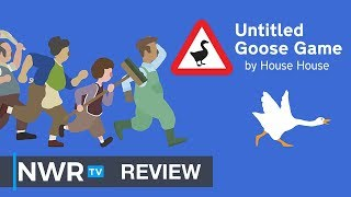 Untitled Goose Game (Switch) Review (Video Game Video Review)
