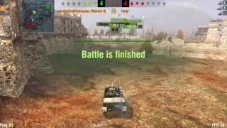 Marder II Tank Destroyer World of Tanks: Blitz Android HD Gameplay Trailer