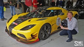 Let's Race this CRAZY Koenigsegg Agera ML!