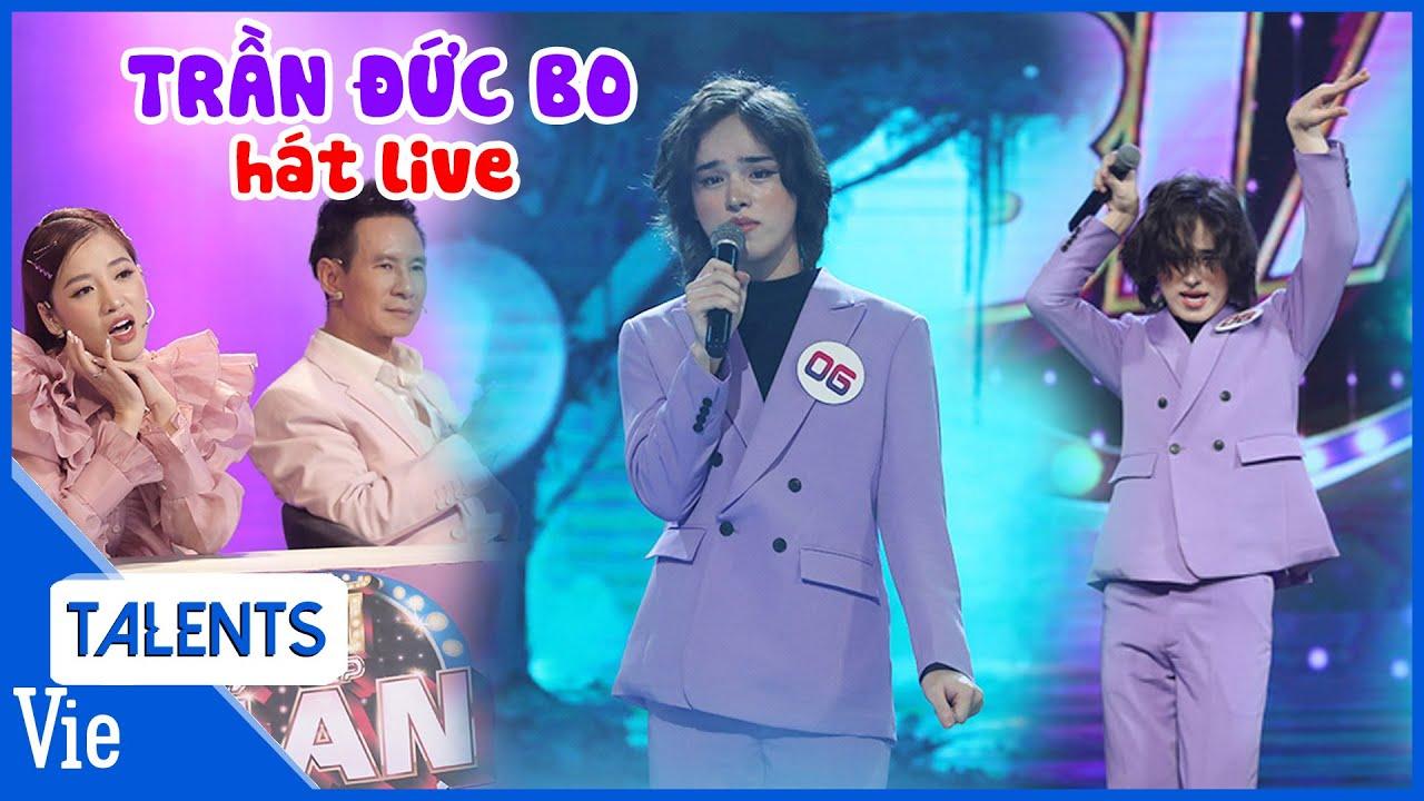 Trần Đức Bo cover hit Hiền Hồ