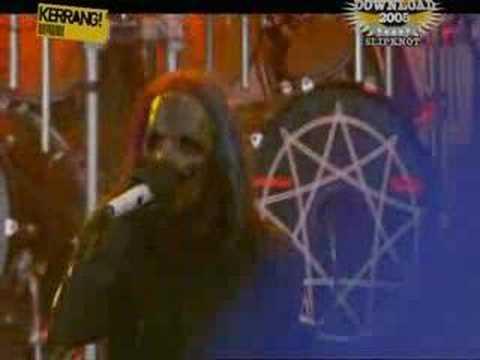 Slipknot - Before I Forget Download 2005