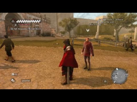 Assassin's Creed Brotherhood Borgia Messenger Farming |