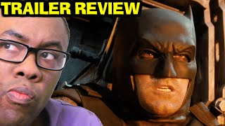 BATMAN v SUPERMAN Trailer Review - NO MORE TRAILERS : Black Nerd