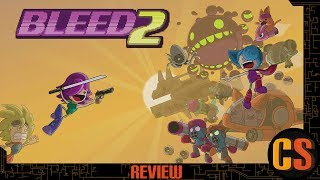 BLEED 2 - PS4 REVIEW
