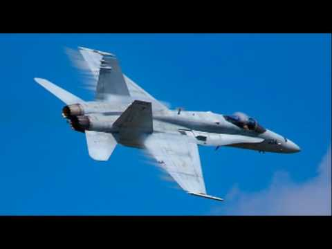 Coast Guard Says Two F/A-18 Fighter Jets Crash In Atlantic Ocean Off NC Coast
