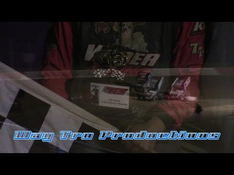 Trail-Way Speedway Second Annual Armin Hostetter Memorial 8-27-17