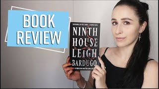 Ninth House by Leigh Bardugo 📖| BOOK REVIEW