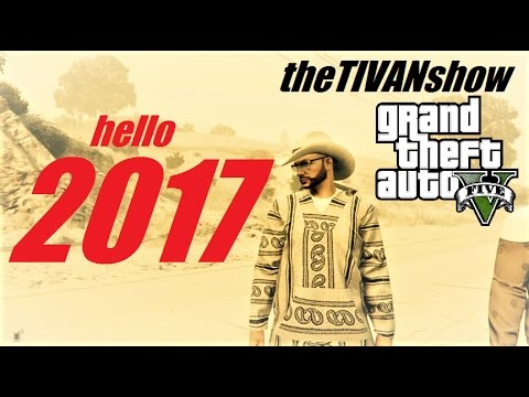 FIRST GTA5 LIVE STREAM 2017 W/ theTIVANshow open lobby / PS4
