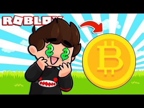 ¡ME HAGO RICO MINANDO BITCOINS EN ROBLOX! – Bitcoin Miner Roblox