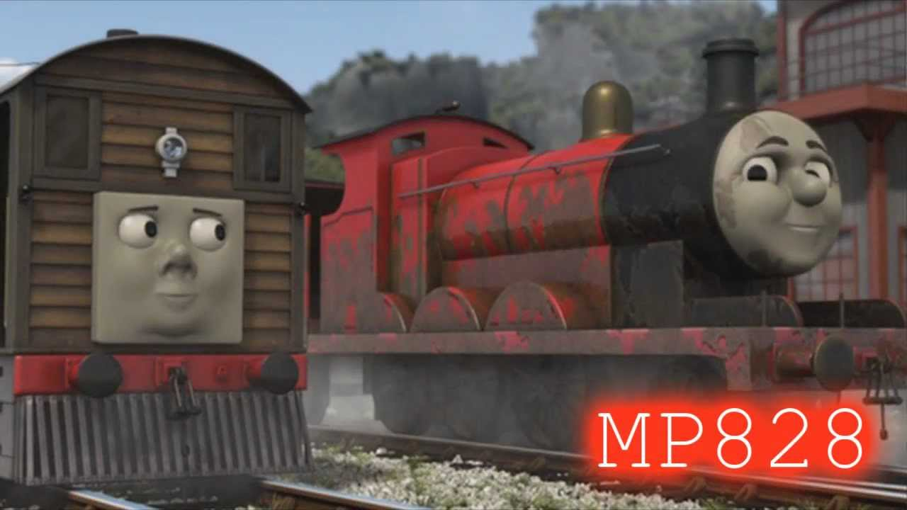 Uncategorized James Thomas And Friends thomas and friends james to the rescue full instrumental youtube