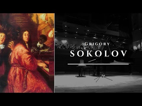 (Grigory Sokolov | 2003 | Live) Bach: Sonata in A minor, BWV 965 (after Reincken's Hortus Musicus)