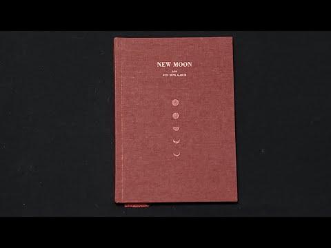 Download AOA - New Moon 6th Mini Album Unboxing Mp4 baru