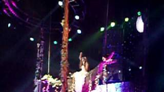Leona Lewis-Could It Be Magic-Glasgow 22/06/2010