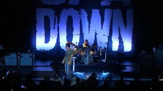 Prison Song - System of a Down, PNC Bank Arts Center Holmdel Township, NJ,  August 4, 2012