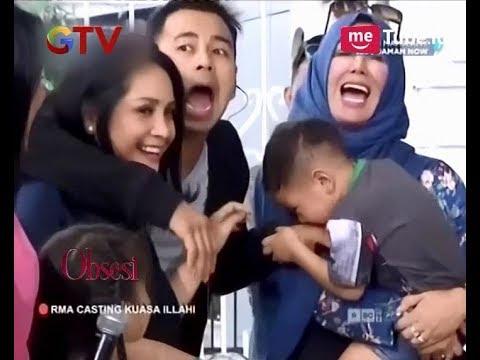 Marah Ayahnya Goda Perempuan Lain, Rafathar Gigit Raffi Ahmad - Obsesi 17/11