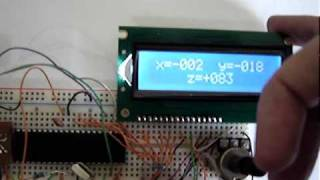 accelerometer - Programming Arduino with ADXL345 to