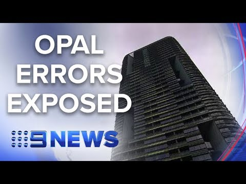 "Opal Tower Report Finds ""construction Issues"" 
