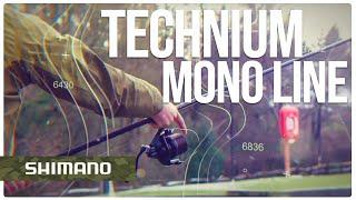 Shimano Technium video