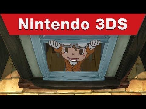 Nintendo 3DS - Fantasy Life E3 2014 Announcement Trailer