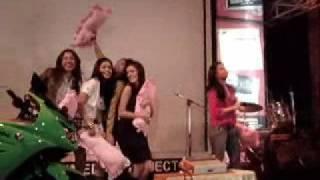ROSSA-HEY LADIES (SOUNDTRACK BARBI3)-WITH TITI KAMAL-CATHY-POPPY-FRANCINE