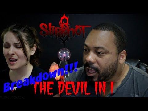 Slipknot The Devil In I Reaction!!