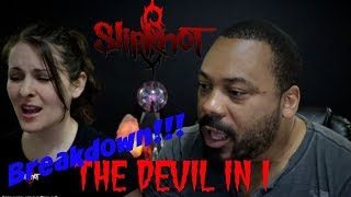 Slipknot The Devil In I Reaction!! MP3