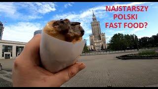 BUŁKA Z PIECZARKAMI - NAJSTARSZY POLSKI FAST FOOD?