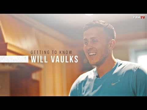 Getting to Know... Will Vaulks - Wales & Cardiff City