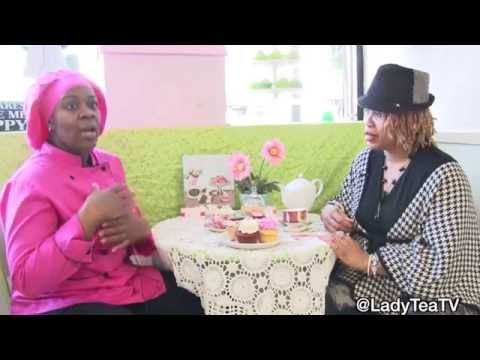 Conversations with Lady Tea (LADYTEATV), LIVAY SWEET SHOP|Rutgers Business School CUEEDED