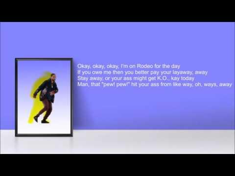 Big Sean - Moves - Lyrics