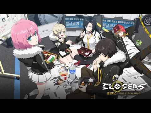 Chohee -  Close the World  [CLOSERS Animation OST : Side Blacklams]