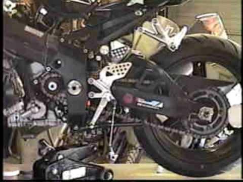 Gsxr1000 Engine Rebuild 1